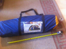 Easy Camp Vicenza 3 1000mm 3 Man Tent Taped Seems 9kg