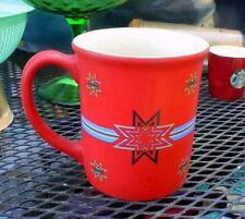 NEW ~ PENDLETON  Blanket SIOUX STAR Pattern CUP / MUG Red 4-1/2 in. Tall