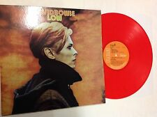 David Bowie - Low - coloured - Red - Vinyl
