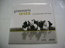 GIANMARIA TESTA - DA QUESTA PARTE DEL MARE - LP VINYL NEW SEALED 2016