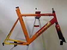 Cannondale CAAD4 Multisport 2000 Triathlon TT aluminum frame carbon fork 55cm