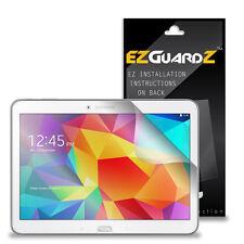 2X EZguardz LCD Screen Protector Skin Cover HD 2X For Samsung Galaxy Tab 4 10.1