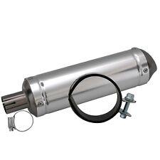 "1 1/8"" 28mm Exhaust muffler for Honda CRF50 SSR 110cc 125cc Dirt bike Apollo"