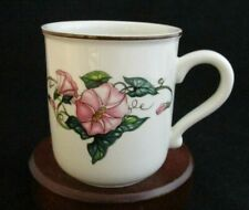 "Villeroy & Boch ""Palermo"" Fine Vitro-Porcelain Mug Made in Luxembourg"