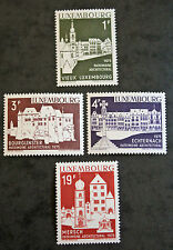 Timbre LUXEMBOURG Stamp - Yvert et Tellier n°849 à 852 n** (Cyn19)