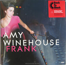 AMY WINEHOUSE LP Frank UK SEALED 180 Gram + inner  + MP3 Downloads SEALED Bk to