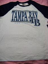 New Era Men's Tampa Bay Rays Shirt NWT XL