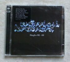 "CD AUDIO MUSIC / THE CHEMICAL BROTHERS ""SINGLES 93-03"" 24T 2XCD COMPILATION 2003"