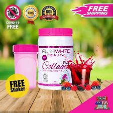 Aurawhite Beauty Collagen Plus Skin Whitening Anti Aging EXPRESS & FREE SHAKER