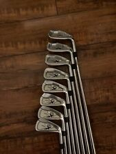 Callaway X Forged Irons 3-PW Right Handed Project X 6.0 Stiff Shafts