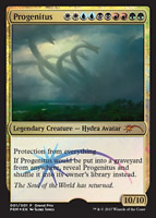 1x FOIL PROGENITUS - Hydra - Grand Prix Promo - MTG - Magic the Gathering - NM