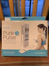 Pure Pulse Tens Electronic Unit NSIB Dual Channels Six High Modes To Relax Muscl
