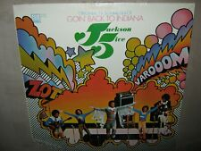 JACKSON 5ive Five Goin Back To Indiana FACTORY SEALED New Vinyl LP Motown M742L