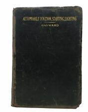 Automotive Repair Manual / AUTOMOBILE IGNITION STARTING And LIGHTING / 1st Ed
