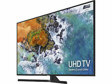 Samsung NU7400 55in. 4K Ultra HD HDR Smart TV - Charcoal Black