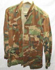 Veste camo Woodland Originale armée Americaine 1987 USMC Rip stop ( 200 )