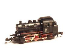 Artículos de escala Z negros analógicos para modelismo ferroviario