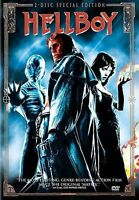 Hellboy (Two-Disc Special Edition) -  EACH DVD $2 BUY AT LEAST 4