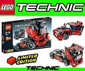Camion e auto da corsa LEGO TECHNIK 8041 2 in 1