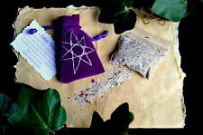LITTLE BAG OF FAIRY DUST Wicca Pagan Fey Faerie Gift
