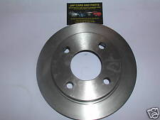 Nissan Figaro Front Discs - Pair of Vented Discs BNIB