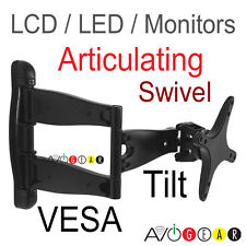 """New LCD TV Wall Mount With Articulating Arm 18"""" to 24"""""""