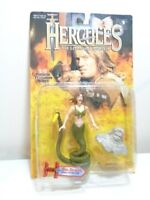 """HERCULES ACTION FIGURE """"SHE-DEMON"""" with Stone Strike Tail - 1996 - MINT ON CARD"""