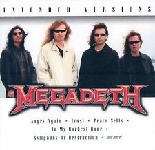 Megadeth : Extended Versions  (CD, 2007, Sony/BMG)