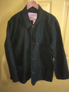 levis Green Chore Jacket Xxl New Lvc