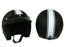 Viper Open Face Scooter Matt Motorcycle Helmets