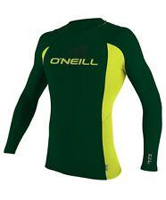 O'Neill Wetsuits UV Sun Protection Youth Skins Long Sleeve Crew Rashguard Size 4