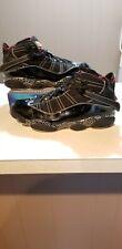 Men's Sz 9 NIKE AIR JORDAN 6 RINGS HOF Sneakers ~ 371497 031 Black/Red/Wht/Gold