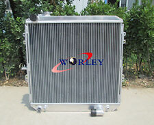 For Toyota Surf Hilux LN106/111 LN106 LN111 Diesel 1988-1997 Aluminium Radiator