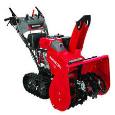"Honda HSS928ATD (28"") 270cc Two-Stage Track Drive Snow Blower w/ 12-Volt Elec..."