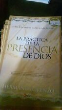 La Practica de la Presencia de Dios by Hermano Lorenzo -