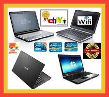 """Barato 12.5-15.6"""" WINDOWS 10 Laptop CORE i3 i5 opción SSD 4GB/8GB Ram y 128/256GB"""