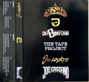 Audiocassetta Joe Cassano Dio Lodato Musicassetta Tape Rap Hip Hop + Gadget