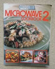 The Australian Womens Weekly Home Library MICROWAVE COOKBOOK NO 2 Recipes