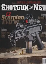 SHOTGUN NEWS MAGAZINE Vol.69 #12 4th MAY 2015.