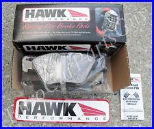 Hawk Front Disc Brake Race Racing Track Pads e36 e46 M3 HT-10 HB135S.760  HT10