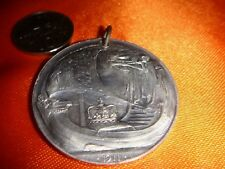 Great Britain, 1911 King George V and Queen Mary Coronation Medal, Scarce