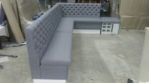 booth benches for houses, restaurants, cafe shops, barber shops 185