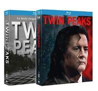 TWIN PEAKS I Segreti Di Twin Peaks LA SERIE COMPLETA 01-03 (16 BLU-RAY) SERIE TV