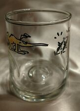Bc Comic Johnny Hart Pinched Glass Tumbler Aardvark Ant
