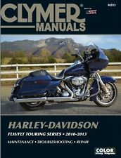 2010-2013 Harley Davidson FL Road King Electra Street Glide CLYMER REPAIR MANUAL