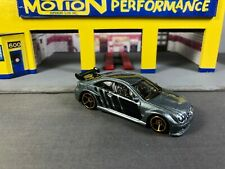 Hot Wheels FTE 2006 AMG Mercedes CLK DTM With Strips MINT Free Shipping!