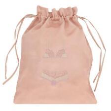 Pink Ladies Lingerie Organizer Underwear Travel Bag Storage