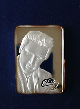1979 Green Country Mint Elvis Signature GCM-19 Ser #16/50 Silver Art Bar P0604
