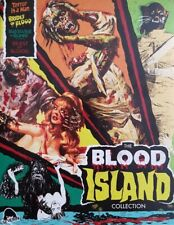 The Blood Island Collection BLURAY Boxset NEW/UNSEALED RARE LTD. EDITION NO.1475