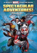 Spectacular Adventures!: 3 Books in 1!: By Marvel Book Group